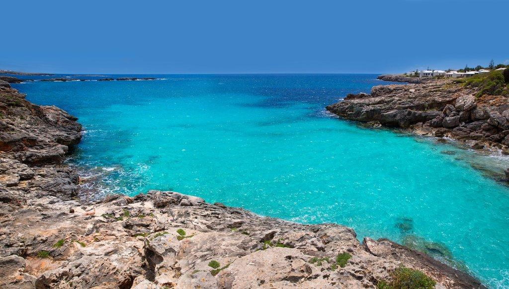 Es Calo Blanc, Menorca