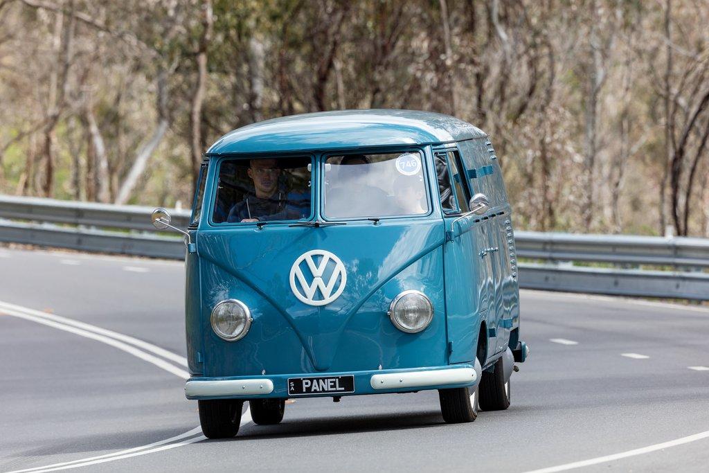 Vintage 1959 Volkswagen Kombi