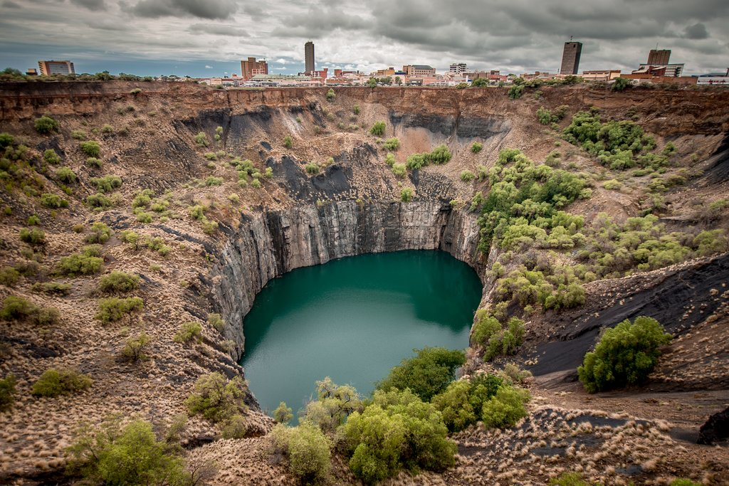 The Big Hole in Kimberely