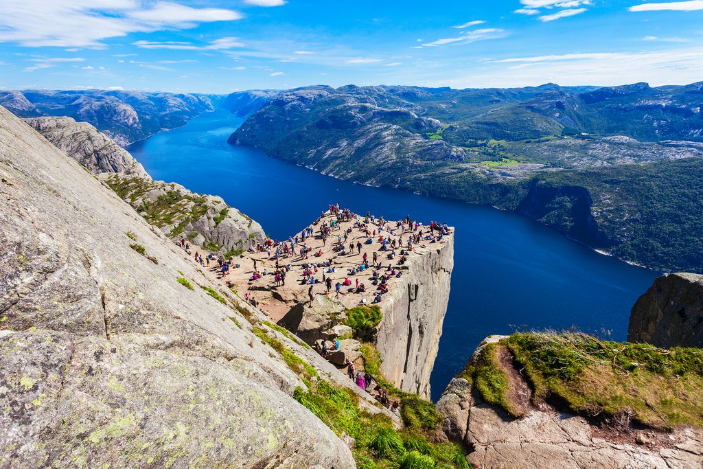 How to Get to Lysefjord