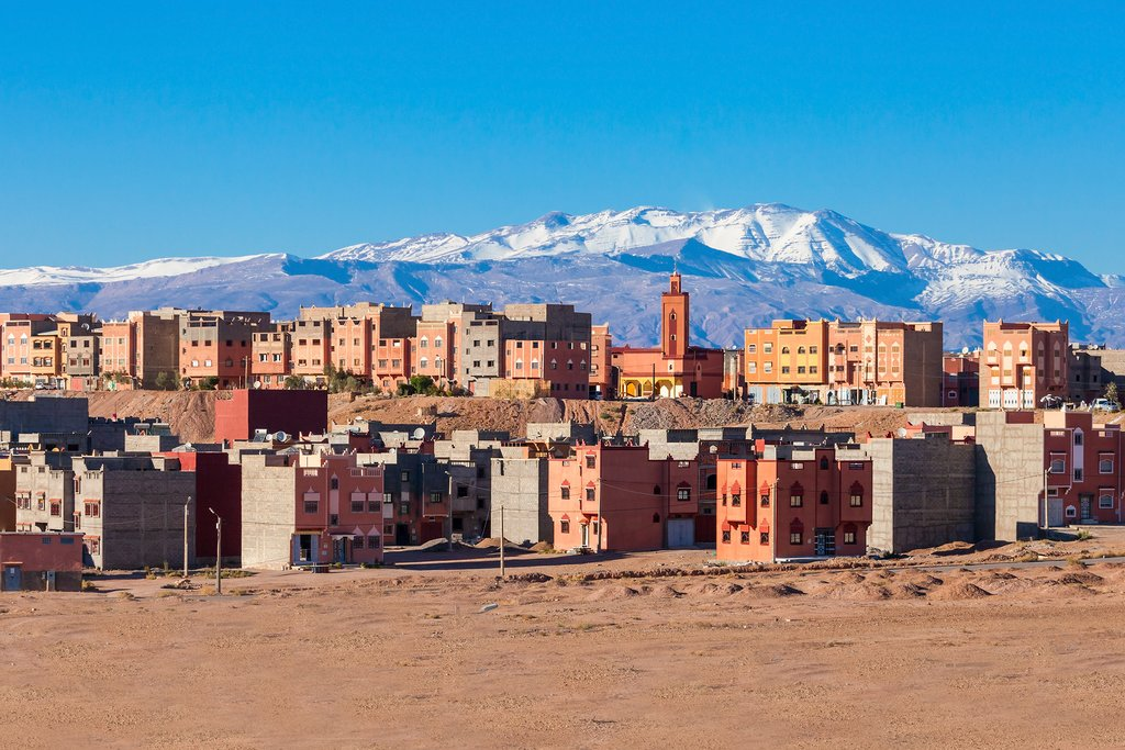 How to Get from Merzouga to Ouarzazate