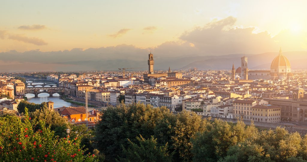 How to Get from Radda-in-Chianti to Florence