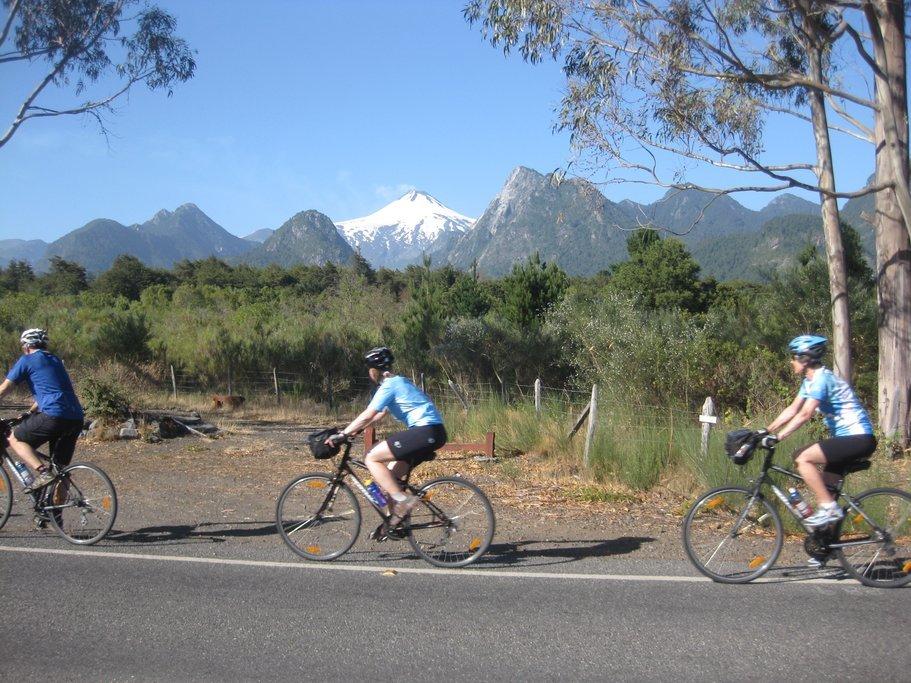 Bike to Mapuche
