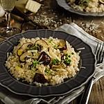 Zagori mushroom rice
