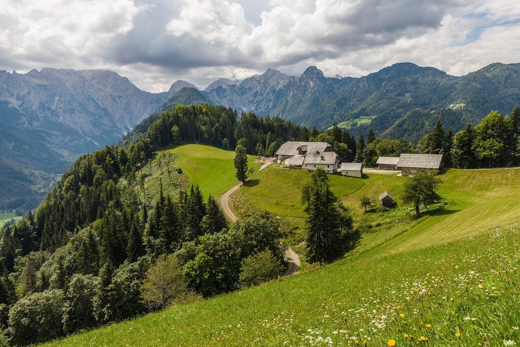 How to Get from Ljubljana to Logarska dolina