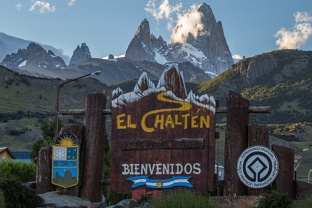 Off to El Chaltén