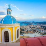 Syros City Tour: Medieval Ano Syros