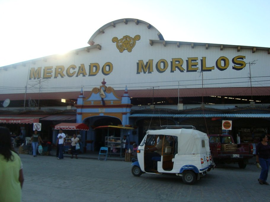 Ocotlán de Morelos Market