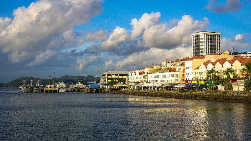 Sandakan waterfront