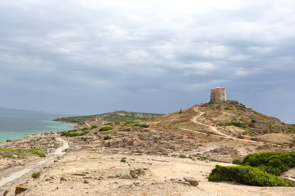 Ruins of Tharros