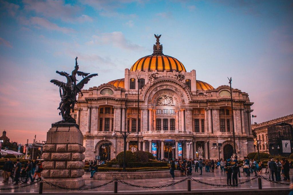 Architecture in Mexico City