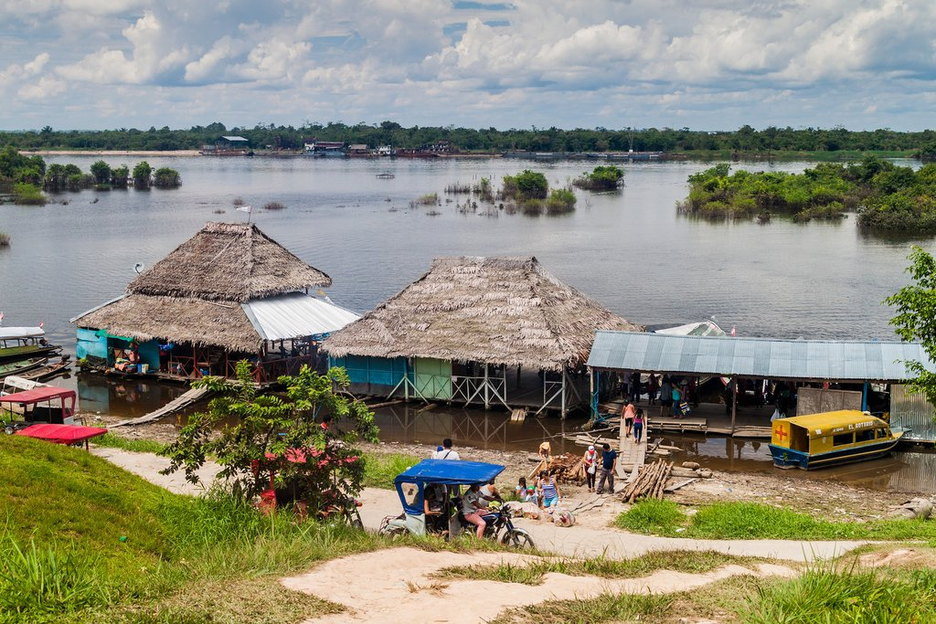 How to Get from Lima to Iquitos