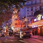 Pigalle Square in Paris