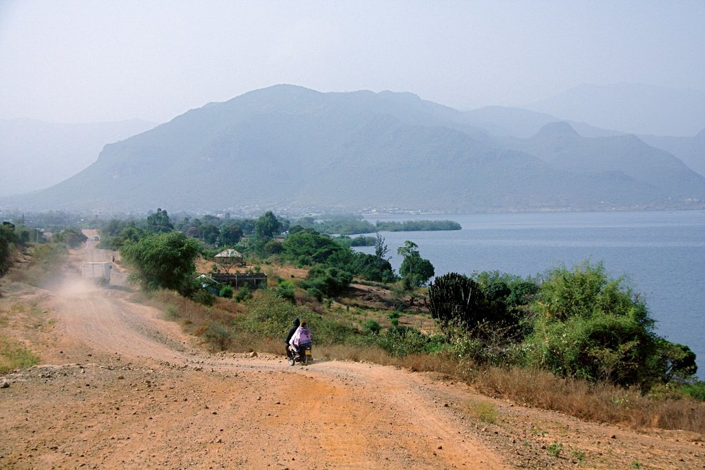 Mfangano Island in Lake Victoria