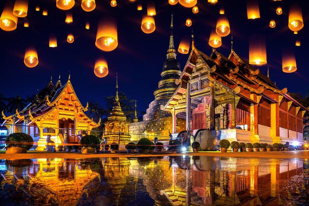 The lanterns of Hội An