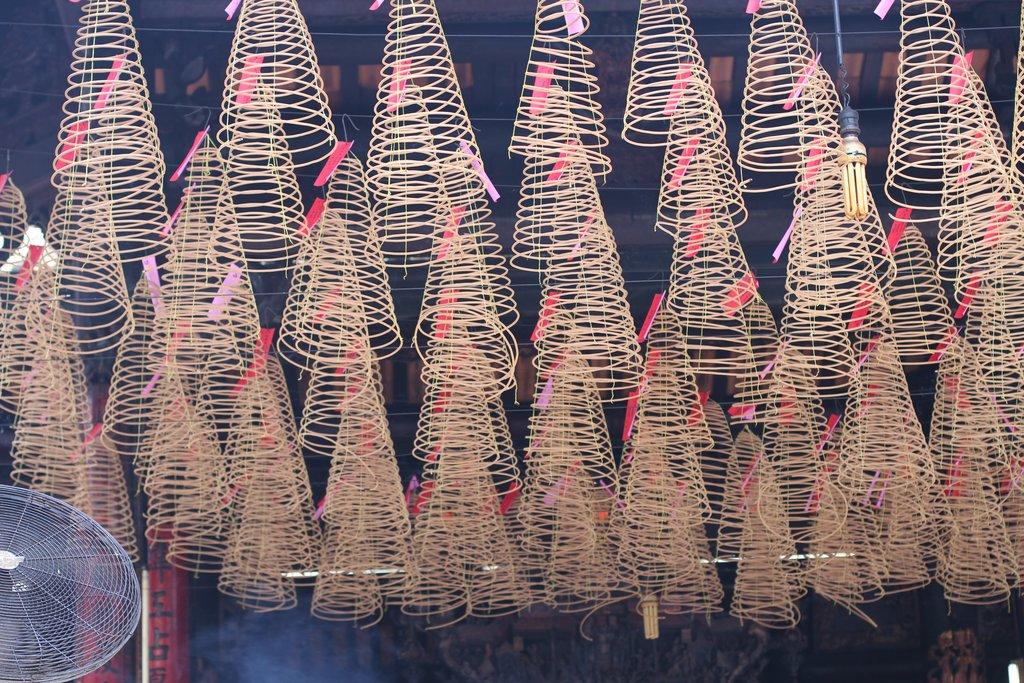 Pagoda in Ho Chi Minh