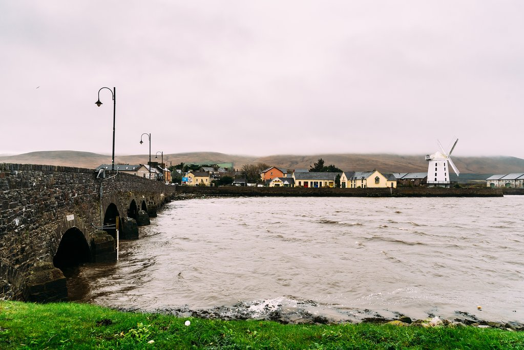 Estuary near Tralee