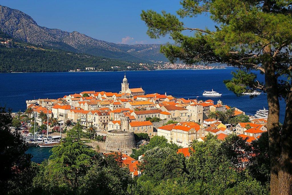 How to Get to Korčula Island