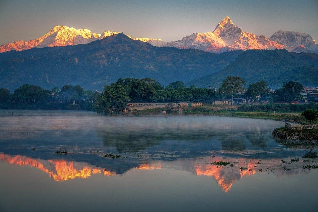 Pokhara - Lake City