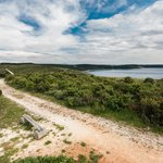 Great biking, walking, and running trails in Kamenjak National Park
