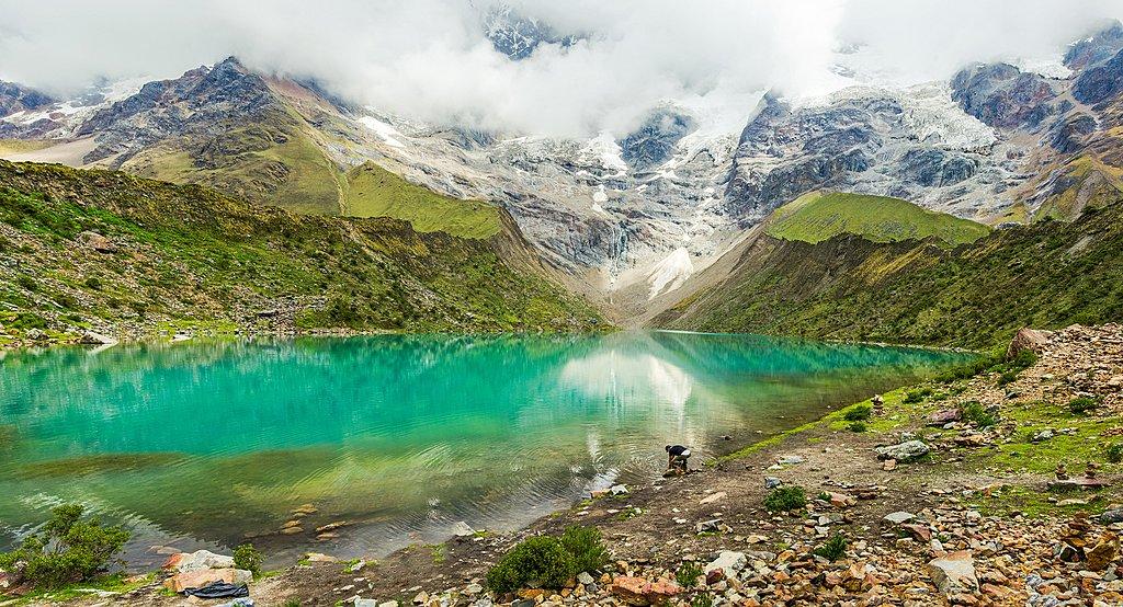 Turquoise Lake Humantay