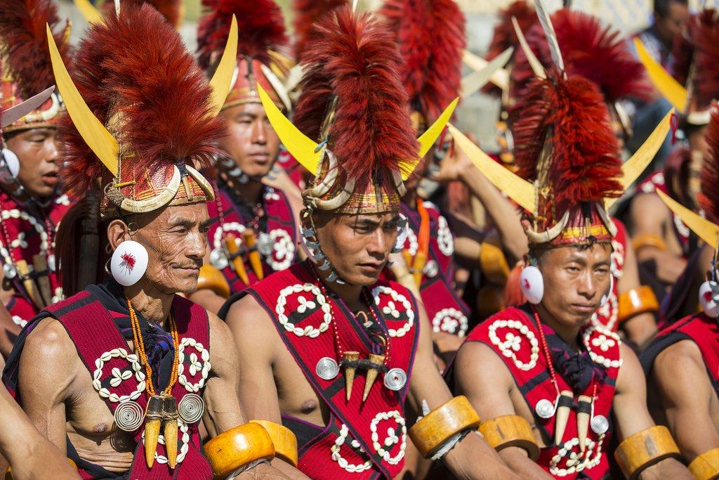 Hornbill Festival, Kohima