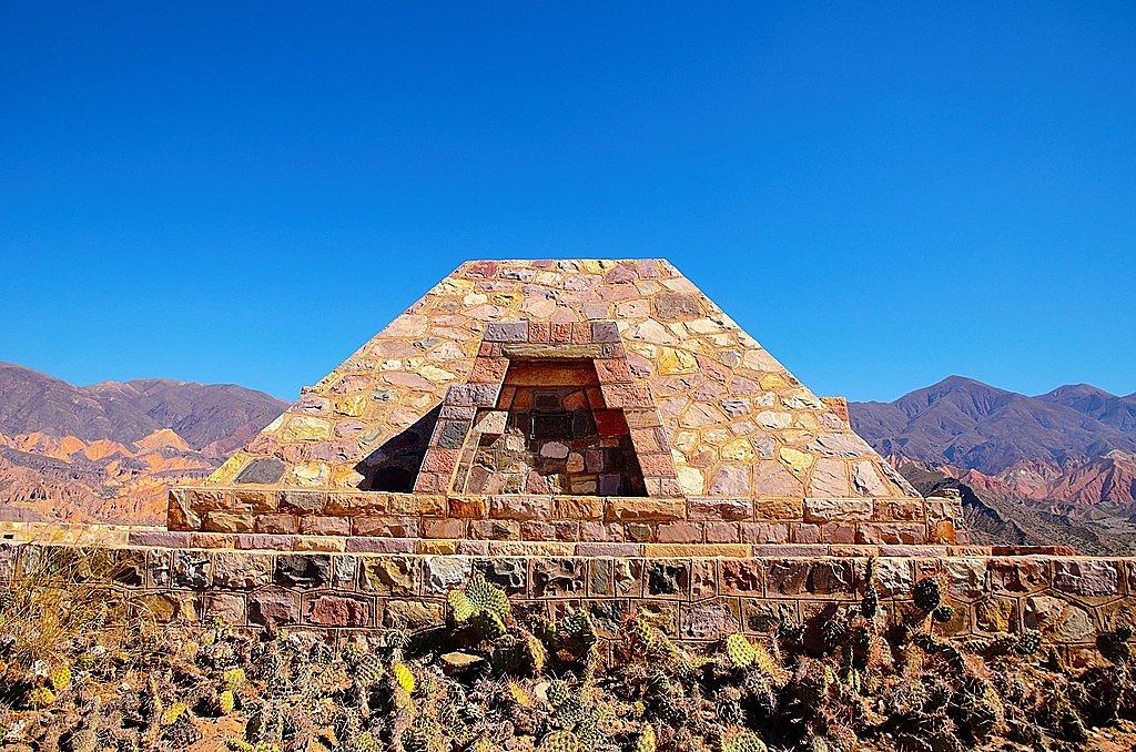 The pre-Inca fortification of Pucará de Tilcara.