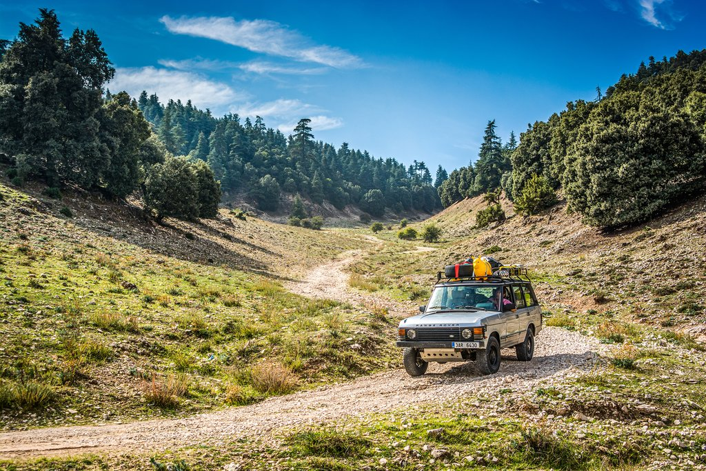 How to Get from Fes to Azrou