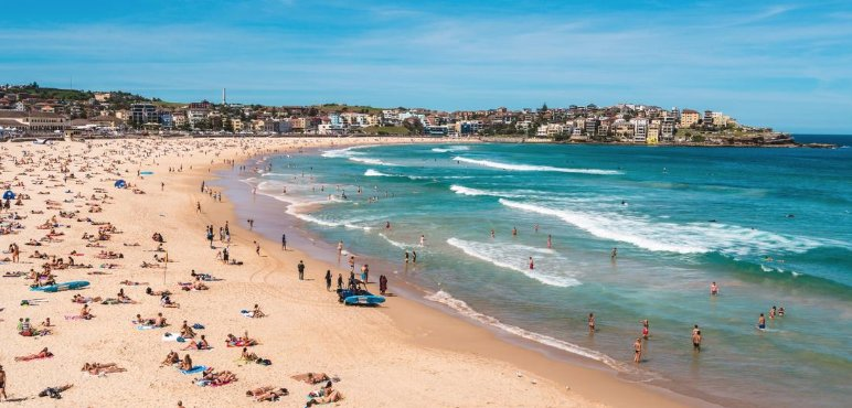 Explore Sydney's beautiful beaches