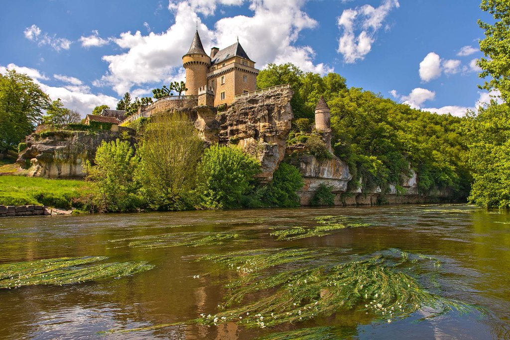 The Dordogne region