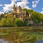 More landscapes and castles in the Dordogne region