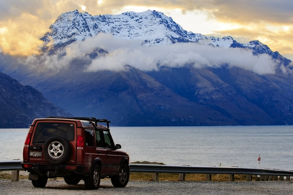 How to Get from Auckland to Queenstown