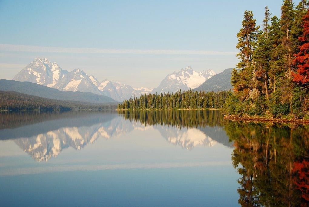 Turner Lake, Tweedsmuir Provincial Park