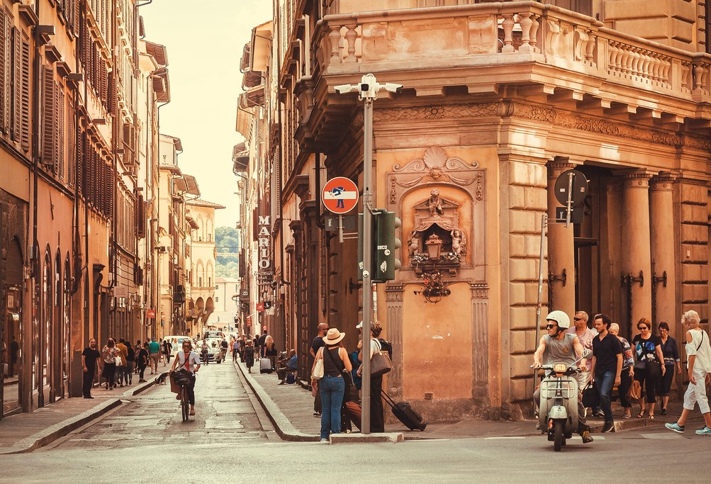 Spend day one exploring Florence
