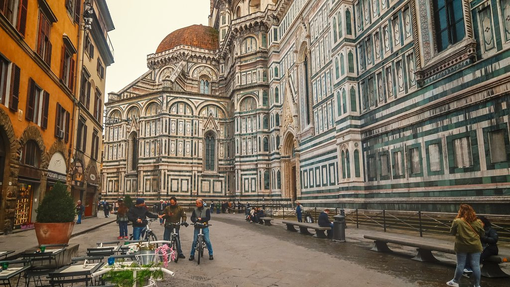 The Charming Streets of Florence