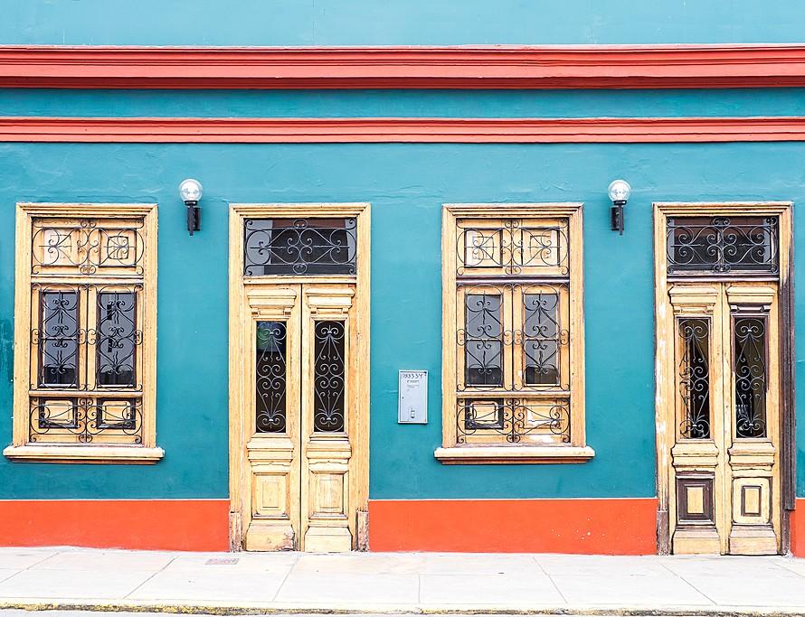 Classic Peruvian home in Pueblo Libre
