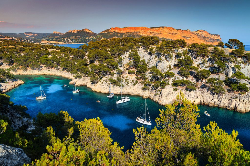 Calanque National Park