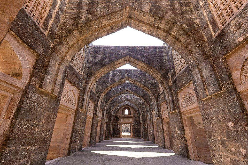 Ancient architecture in Mandu