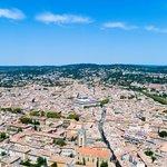 Aerial view of Aix-en-Provence