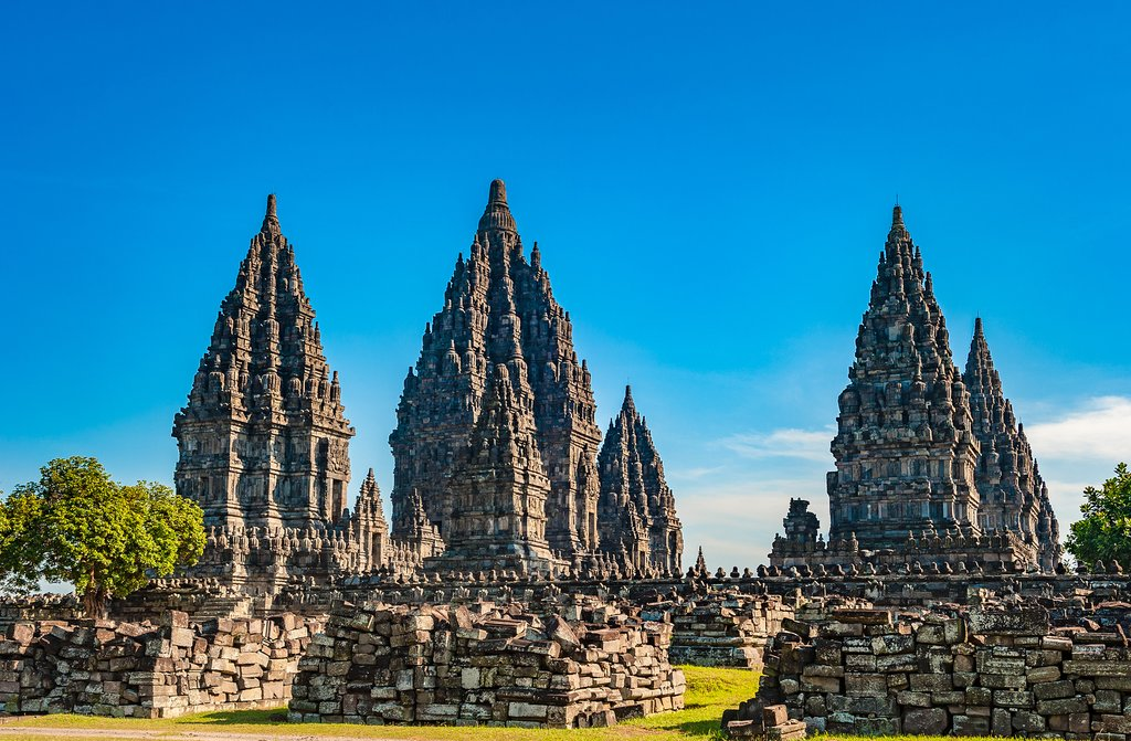 Prambanan Temple is the largest Hindu temple complex in the country