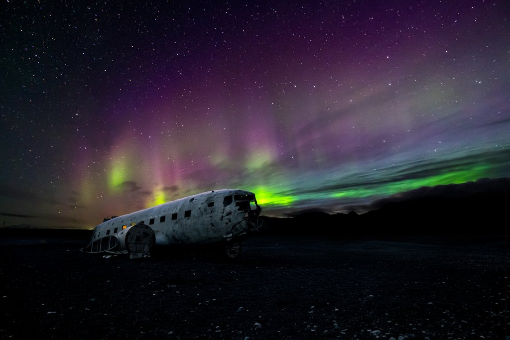 Northern Lights on the South Shore