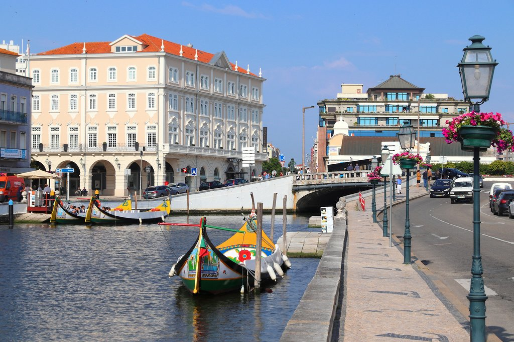 The romance of Aveiro