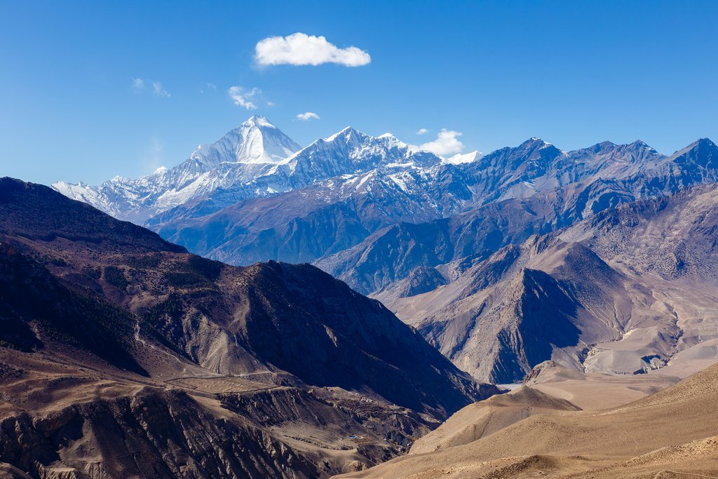 Views from Muktinath