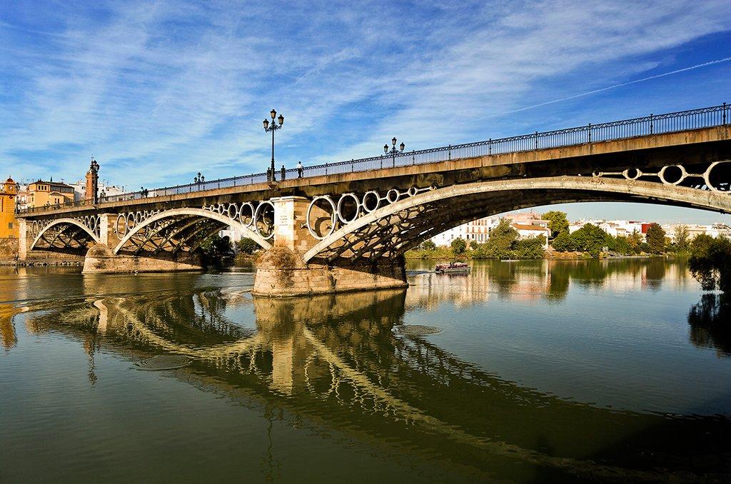 The Bridge of Isabel II