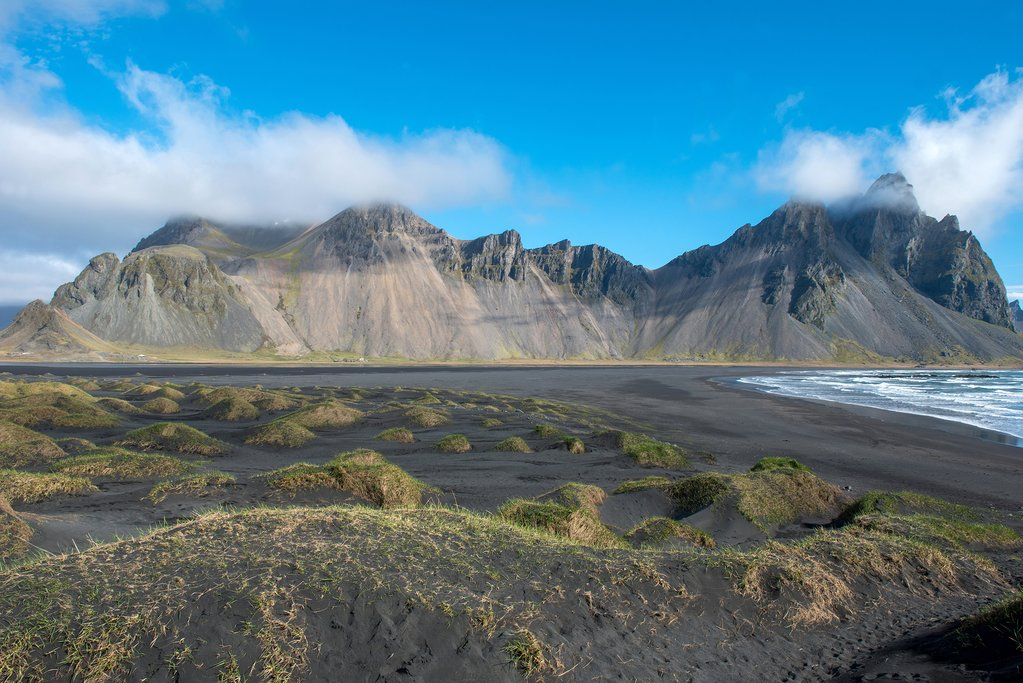 Vestrahorn Mountains, Southeast Iceland
