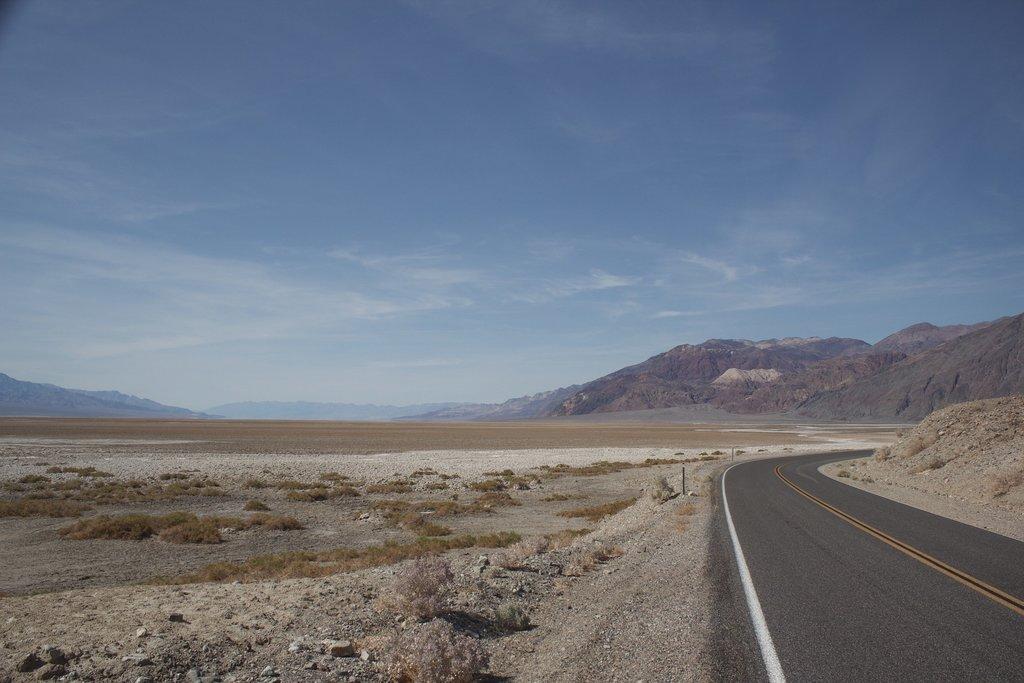 Follow Montezuma Road