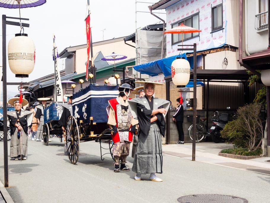 Takayama - Old Town