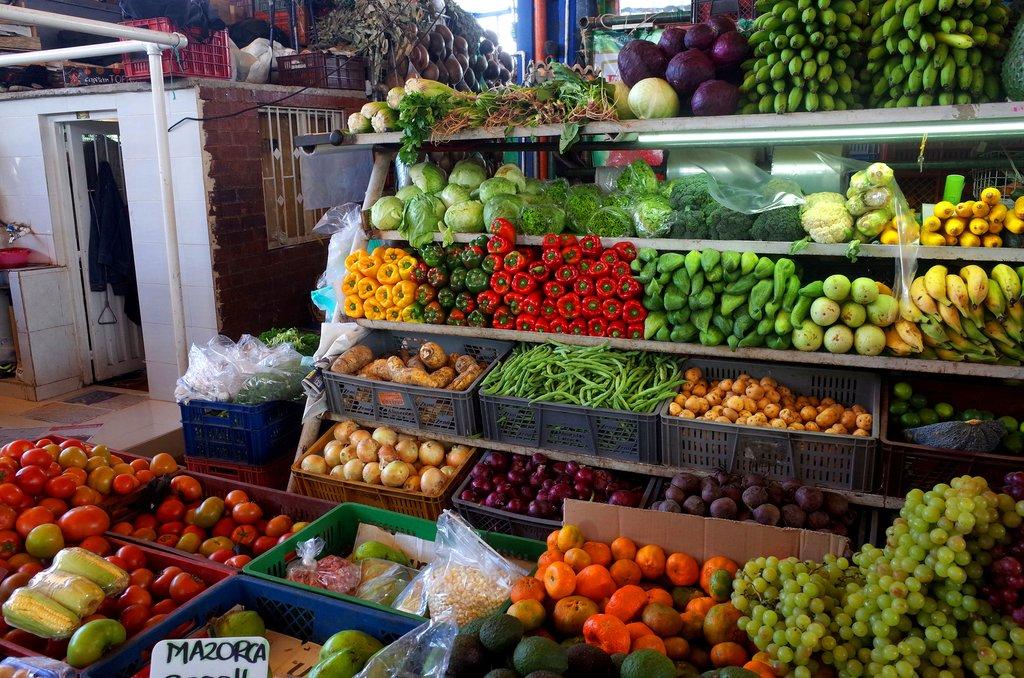 Mercado de Paloquemao, Bogotá