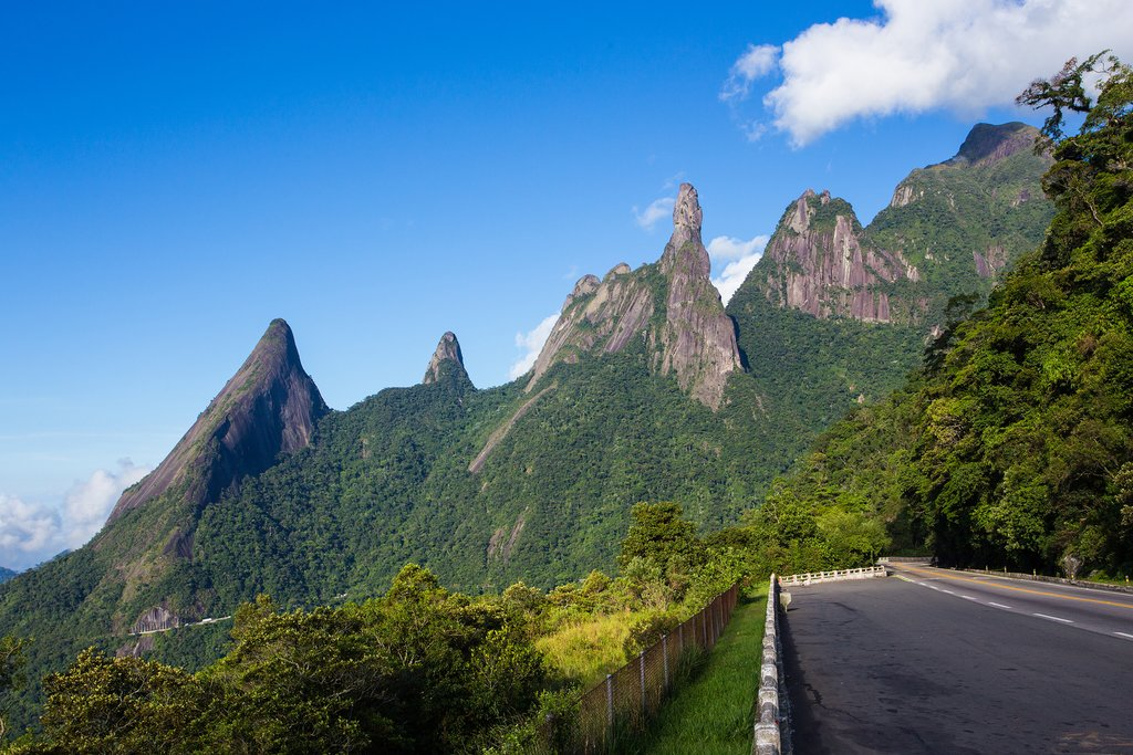 Serra do Orgaos National Park, Brazil