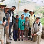 Cultural Family Day in the Atlas Mountains